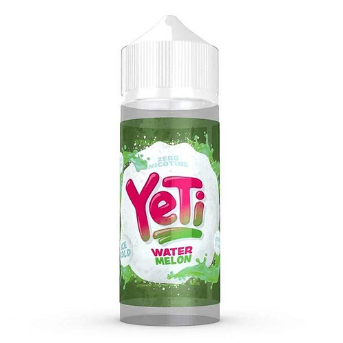 Watermelon by Yeti E Liquid 120ml Shortfill