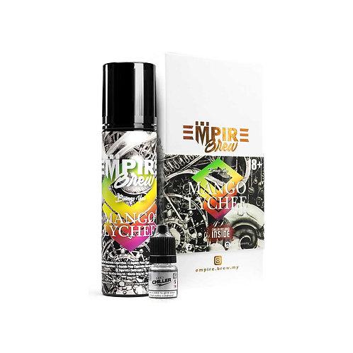 Mango Lychee (No Mint) by Empire Brew E Liquid 60ml Shortfill