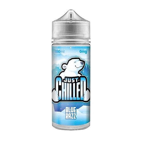 Blue Razz by Just Chilled E Liquid 120ml Shortfill
