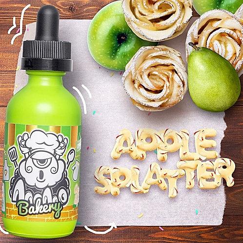 Apple splatter by MoMo E Liquid 60ml Shortfill