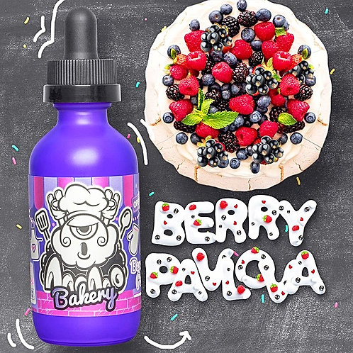 Berry Pavlova by MoMo E Liquid 60ml Shortfill