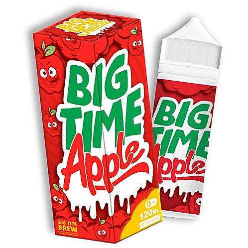 Apple by Big Time Juice E Liquid 120ml Shortfill
