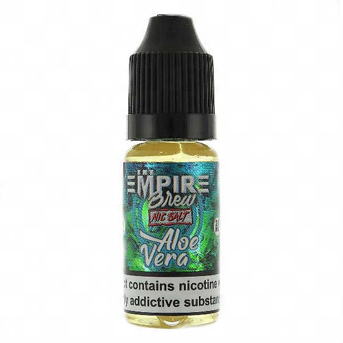 Aloe Vera Nic Salt by Empire Brew E Liquid
