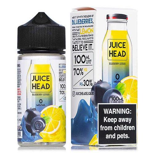 Blueberry Lemon by Juice Head E Liquid 120ml Shortfill