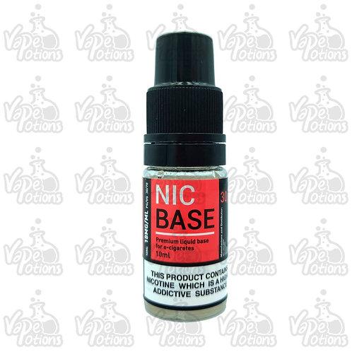 Nic Base 18mg Nicotine Shot