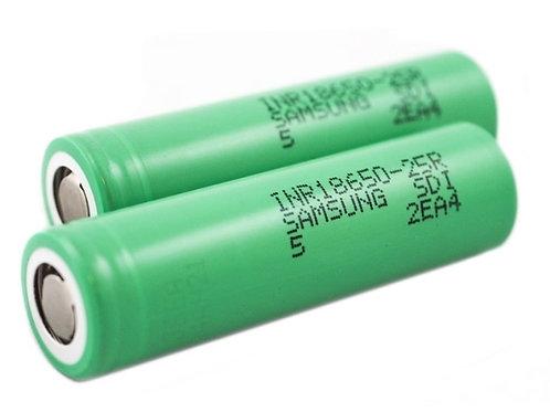 Samsung INR18650 25R 2500mah Battery