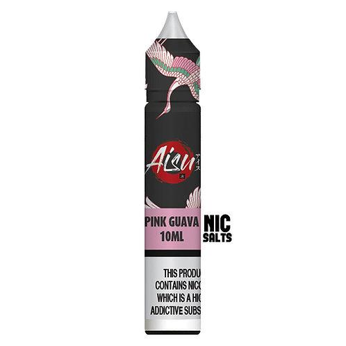 Aisu Pink Guava Nic Salt by Zap Juice E Liquid