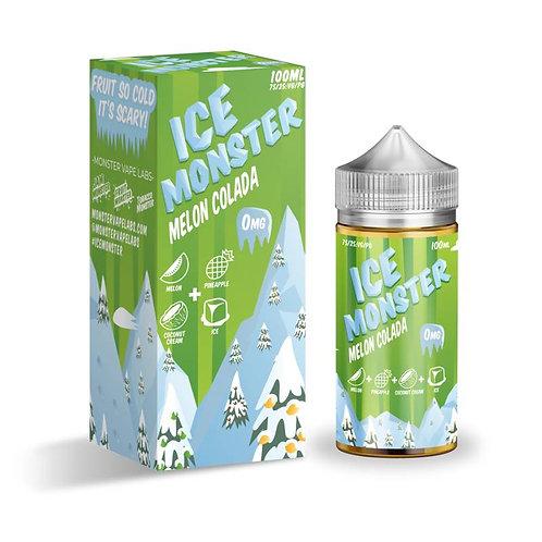 Melon Colada (Ice Monster) by Jam Monster E Liquid 120ml Shortfill