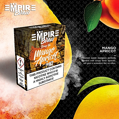 Mango Apricot by Empire Brew E Liquid