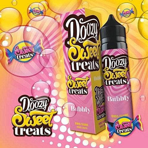 Bubbly Sweet Treats by Doozy Vape Co 60ml E Liquid Shortfill