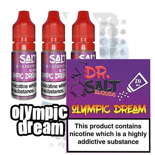 Olympic Dream by Dr Salt E Liquid