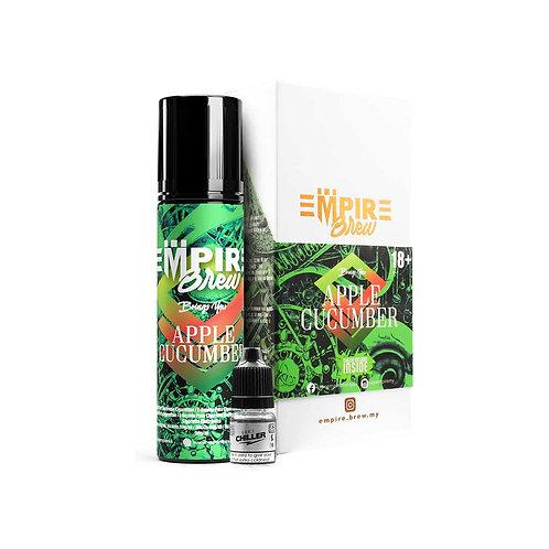 Apple Cucumber (No Mint) by Empire Brew E Liquid 60ml Shortfill