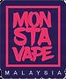 Monsta Vape E Liquid Logo