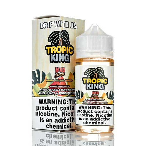 Tropic King Mad Melon by Candy King E Liquid 120ml Shortfill