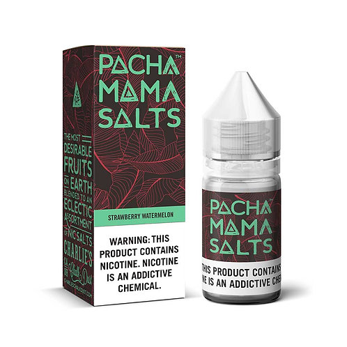 Strawberry Watermelon Pacha Mama Nic Salt by Charlie's Chalk Dust E Liquid