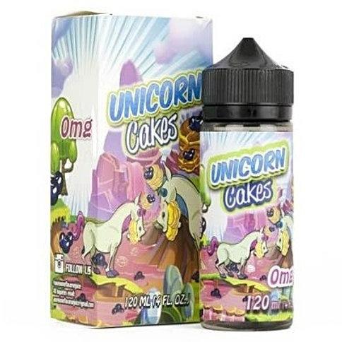 Unicorn Cakes by Vape Breakfast Classics E Liquid 120ml Shortfill