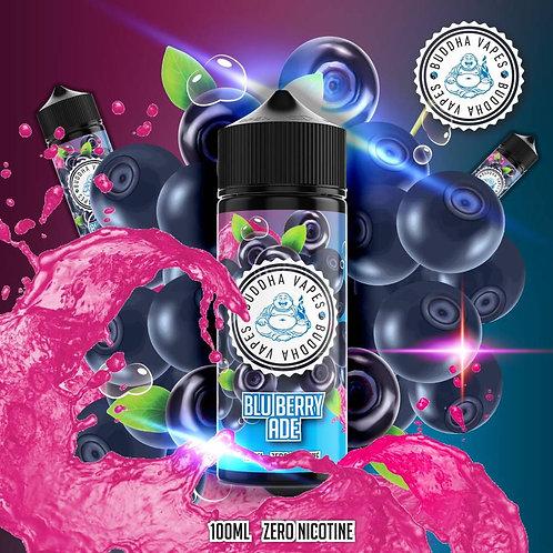 Blueberry Ade by Buddha Vapes E Liquid 120ml Shortfill