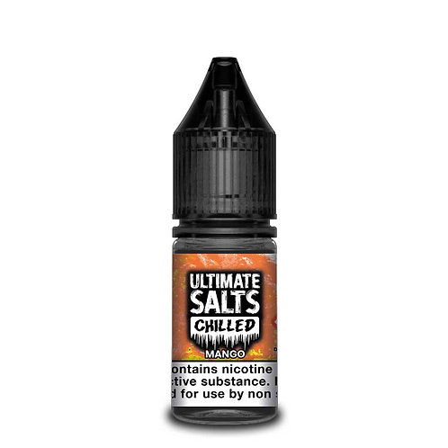 Chilled Mango Nic Salt by Ultimate Puff E Liquid