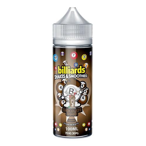 Chocolate Shake by billiards E Liquid 120ml Shortfill