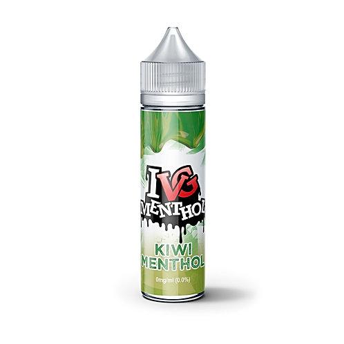 Kiwi Menthol by I VG Menthol E Liquid 60ml Shortfill