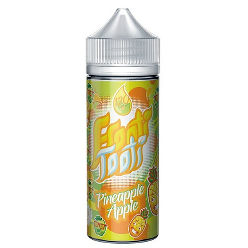 Pineapple Apple by Frooti Tooti E Liquid 120ml Shortfill