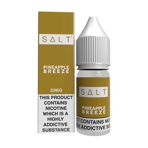 Pineapple Breeze SΔLT Nic Salt by Juice Sauz E Liquid