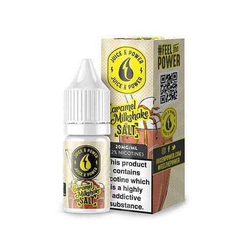 Caramel Milkshake Nic Salt by Juice N Power E Liquid