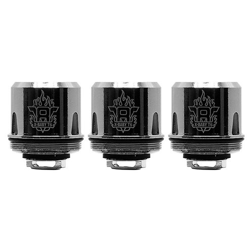 SMOK V8 X-Baby T6 0.2 Ohm Coil 3 Pack