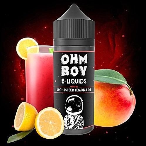 Lightspeed Lemonade by Ohm Boy E-liquids 120ml Shortfill