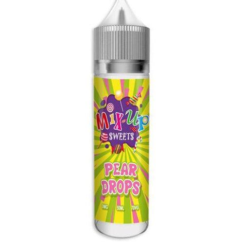 Pear Drops By Mix-up E Liquid 60ml Shortfill