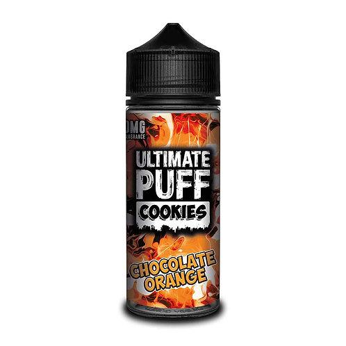 Chocolate Orange Cookies by Ultimate Puff E Liquid 120ml Shortfill