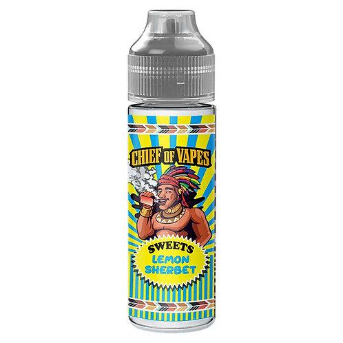 Lemon Sherbet (Chief of Sweets) by Chief Of Vapes E Liquid 60ml Shortfill