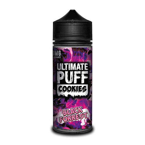 Black Forrest Cookies by Ultimate Puff E Liquid 120ml Shortfill