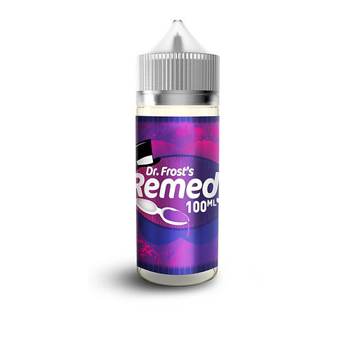 Dr Frost's Remedy by Dr Frost E Liquid 120ml Shortfill