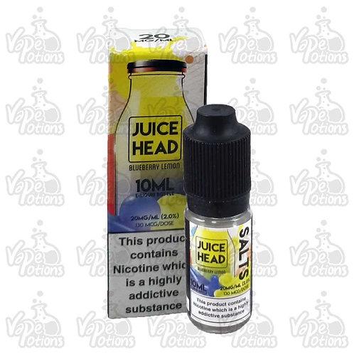 Blueberry Lemon Nic Salt by Juice Head E Liquid