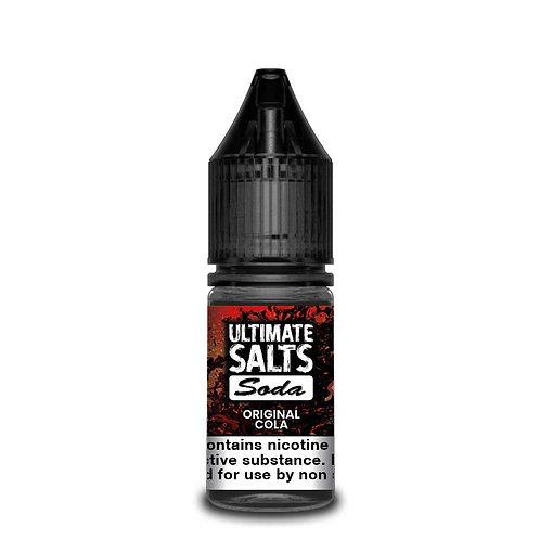 Original Cola Soda Nic Salt by Ultimate Puff E Liquid