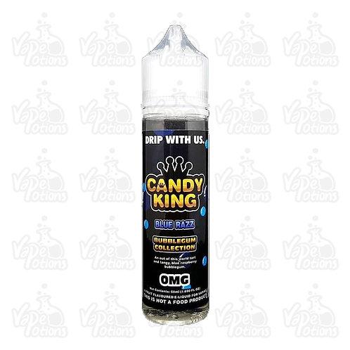 Blue Razz by Candy King E Liquid 60ml Shortfill