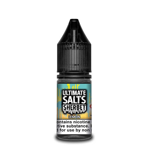 Lemon Sherbet Nic Salt by Ultimate Puff E Liquid