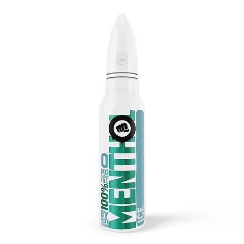 Ice (100% Menthol) by Riot Squad E Liquid 60ml Shortfill