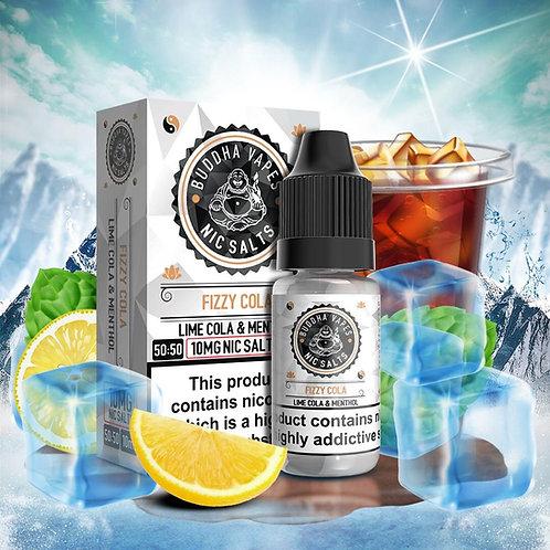 Fizzy Cola Nic Salt by Buddha Vapes E Liquid