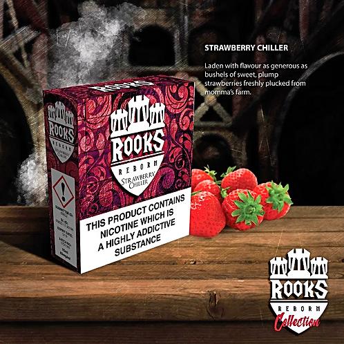 Strawberry Chiller by Rooks Reborn E Liquid