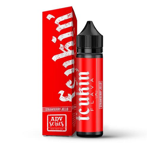 Strawberry Jello (Low Menthol) by Fcukin' Flava E Liquid 60ml Shortfill