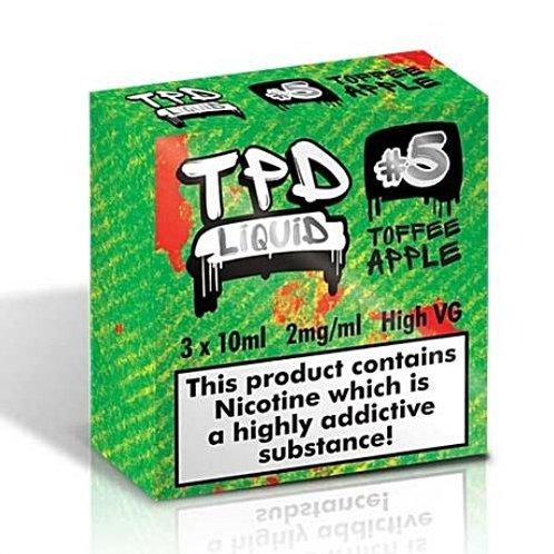#5 Toffee Apple by TPD Liquid E Liquid