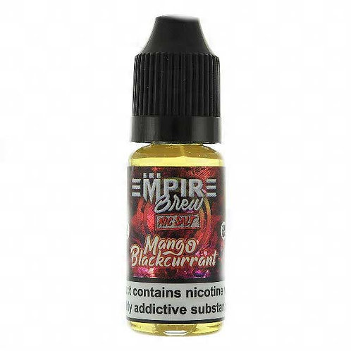 Mango Blackcurrant Nic Salt by Empire Brew E Liquid