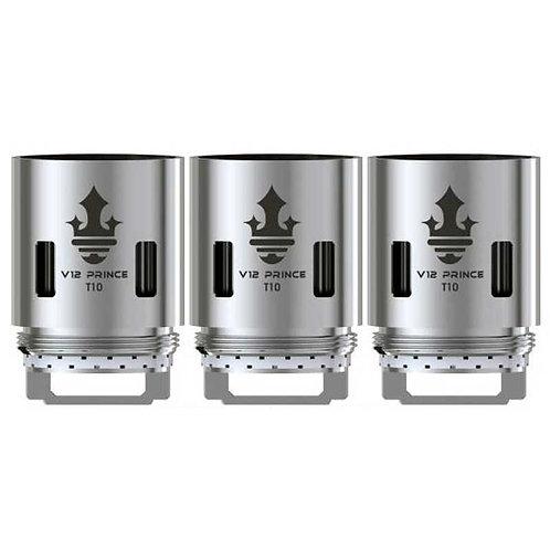Smok V12 Prince-T10 0.12 ohm Coil 3 Pack