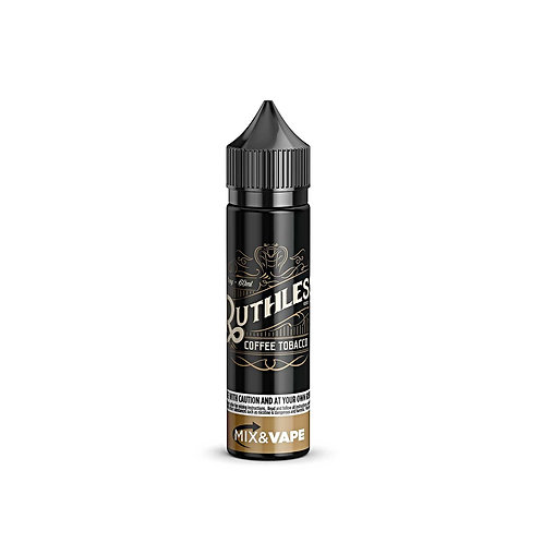 Coffee Tobacco by Ruthless E Liquid 60ml Shortfill