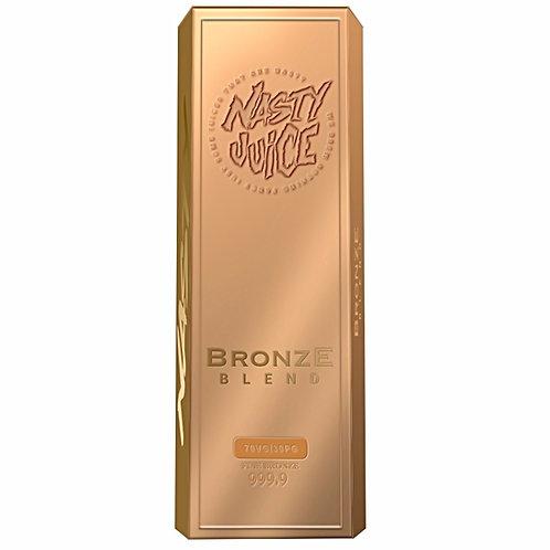 Bronze Blend (Tobacco Series) by Nasty Juice E Liquid 60ml Shortfill