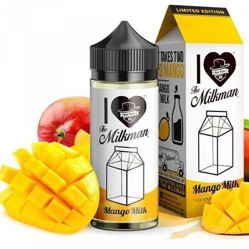 Mango Milk by I Love The Milkman E Liquid 100ml Shortfill