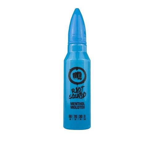 Menthol Molotov by Riot Squad E Liquid 60ml Shortfill