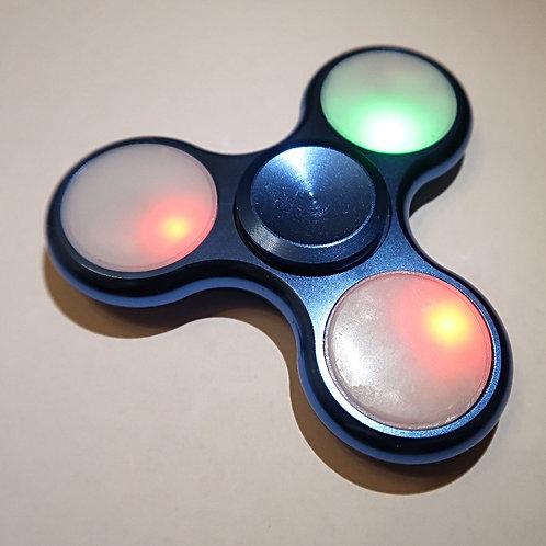 Metal LED Fidget Spinner